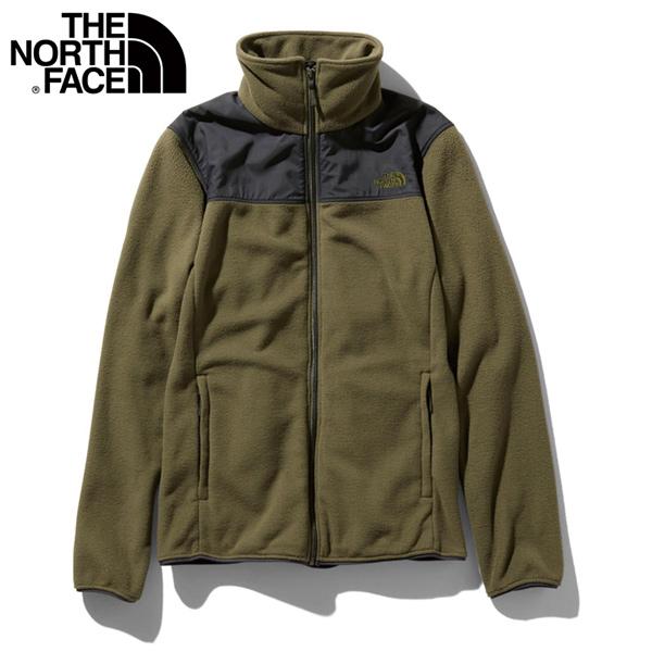 ザ・ノースフェイス THE NORTH FACE マウンテンバーサマイクロジャケット レディース NLW71904-NT フリース アウター アウトドア 登山 キャンプ