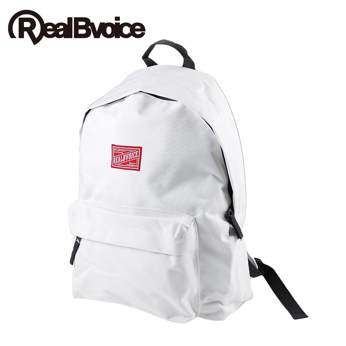 リアルビーボイス バックパック リュック RBV ORIGINAL PACK 新生活 FASHION 開店祝い BACK NAME