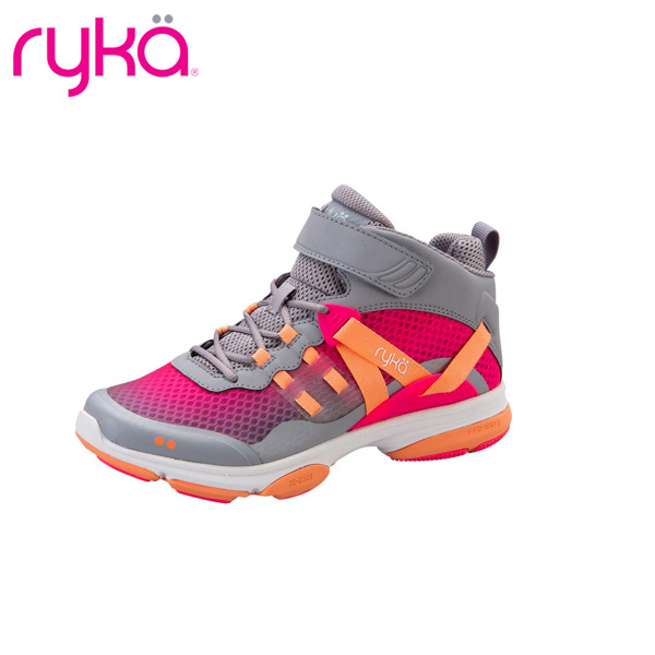 RYKA ライカ DEVOTION XT MID フィットネス ダンス レディ-ス シューズ 20 春夏 F4334M-5024