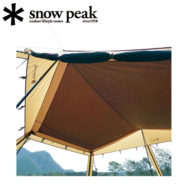 SNOW PEAK カヤード インナールーフTP-400OP-1キャンプ用品