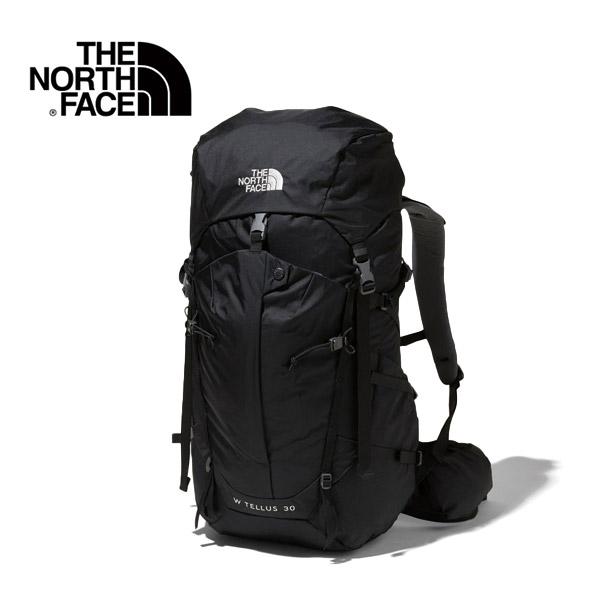 THE NORTH FACE ノースフェイス アウトドア W TELLUS 30バックパック 20 春夏 NMW61810-K