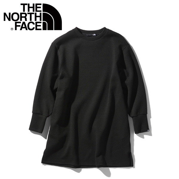 THE NORTH FACE ノースフェイス アウトドア COZY LT ONEPIECEスウエット ウィメンズ20 春夏 NTW12044-K