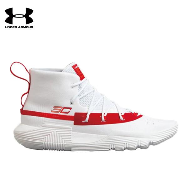 UA/アンダーアーマー UA SC 3ZERO II HA メンズ バスケットボール シューズ 3020613-104 シューズ 靴 スポーツ バッシュ 部活
