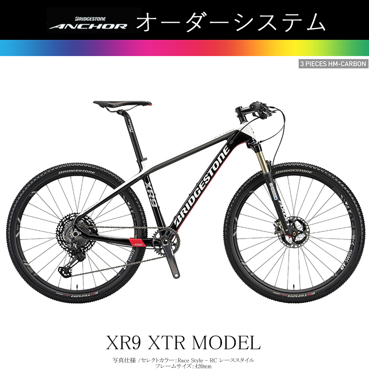 ANCHOR XR9 XTR 2020年 アンカー BRIDGESTONE(ブリヂストン)[SPOKE-NET]
