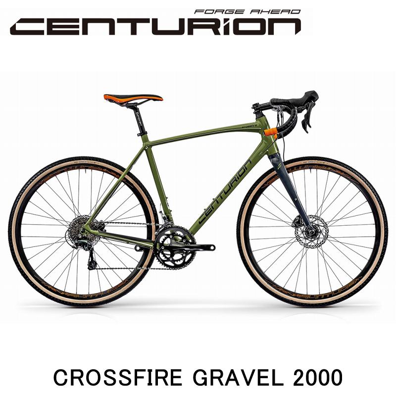 CENTURION クロスファイヤーグラベル2000 2020年 センチュリオン CROSSFIRE GRAVEL 2000[SPOKE-NET]