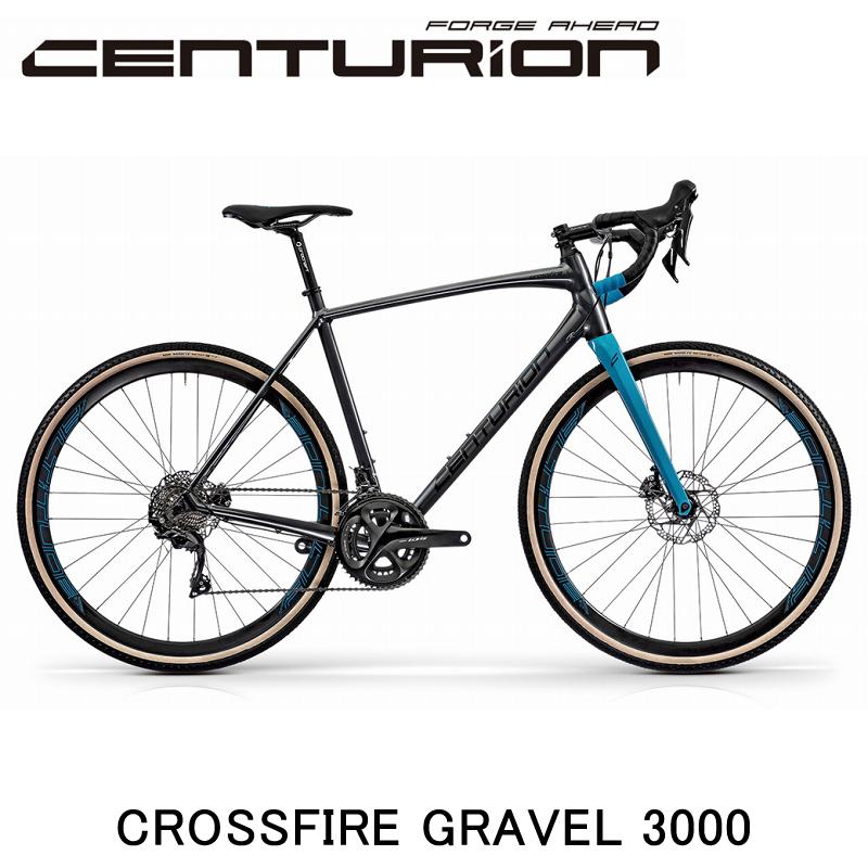 CENTURION クロスファイヤーグラベル3000 2020年 センチュリオン CROSSFIRE GRAVEL 3000[SPOKE-NET]