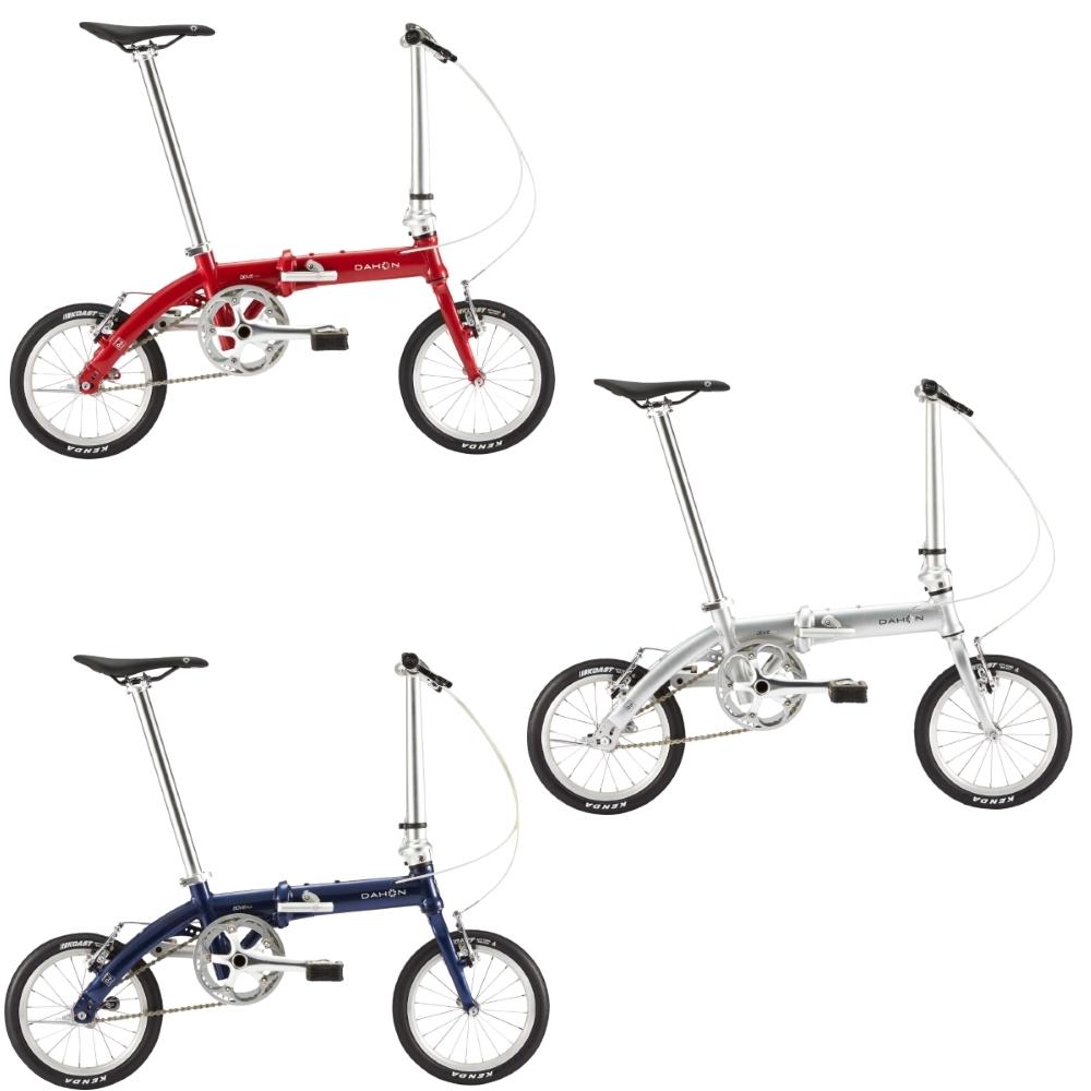 DAHON(ダホン) DOVE PLUS(ダブプラス) 2019年モデル 14インチ 折りたたみ自転車 フォールディングバイク 在庫あり