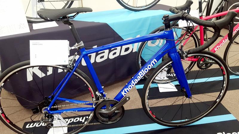 KhodaaBloom(コーダーブルーム) FARNA CLARIS (ファーナ クラリス) 2020年モデル ロードバイク[SPOKE-NET]