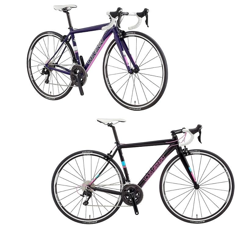 ルイガノ WR 2017 LOUIS GARNEAU ロードバイク 自転車