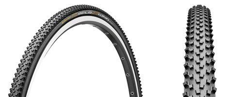 コンチネンタル 700x32C サイクロ エックスキング シクロクロス用 Cyclocross'Tire Continental Mountain Cyclo X-King Cyclo-Cross