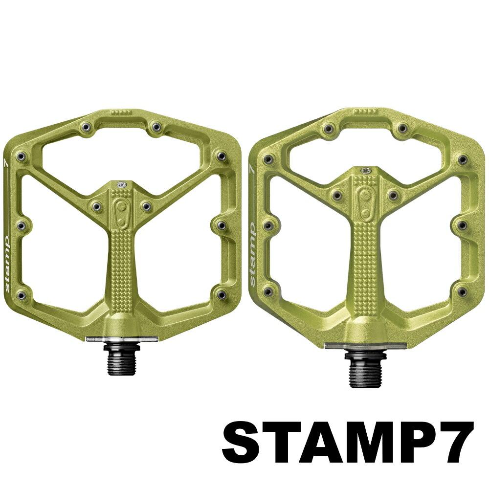 クランクブラザーズ スタンプ7 グリーン CRANK BROTHERS STAMP7