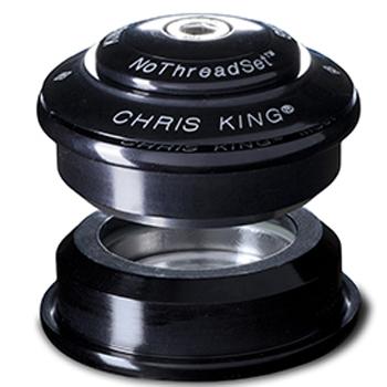 クリスキング インセット1 グリップロック ブラック 1-1/8 CHRIS KING