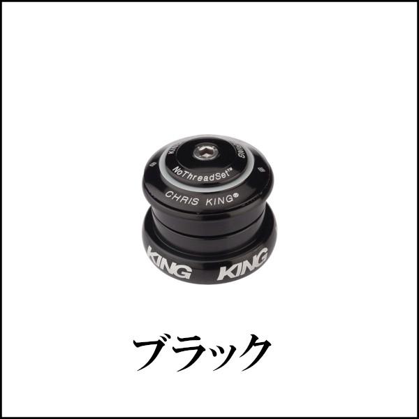 クリスキング インセット8 1-1/8-1 1/4 InSt/Ext 44mm ブラック CHRIS KING