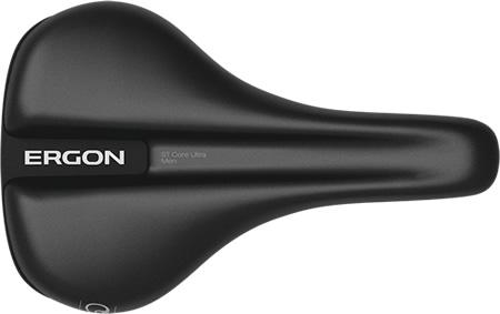ERGON エルゴン ST Core Prime コア プライム Men サドル S/M ブラック/ホワイト