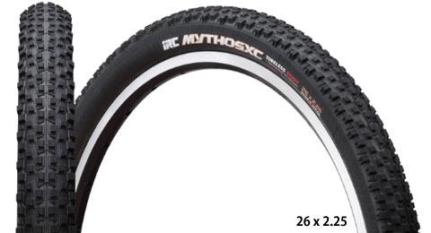 IRC ミトスXC MTB マウンテンバイク チューブレスレディ クリンチャータイヤ 井上ゴム INOUE GUM MYTHOS XC MounTainBike TubelessReady Clinchar Tire 自転車