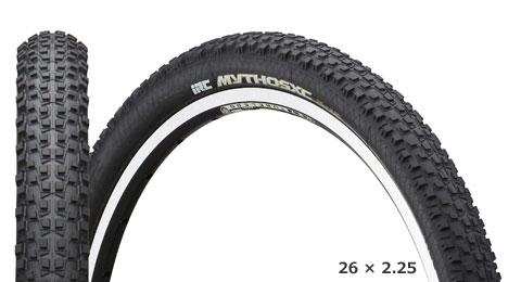 IRC ミトスXC MTB マウンテンバイク クリンチャータイヤ 井上ゴム INOUE GUM MYTHOS XC MounTainBike Clinchar Tire 自転車