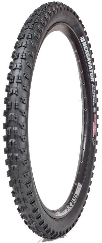 "KENDA(ケンダ) NEXCAVATOR PRO 27.5×2.40"" STICK-E FB ブラック 自転車 タイヤ"