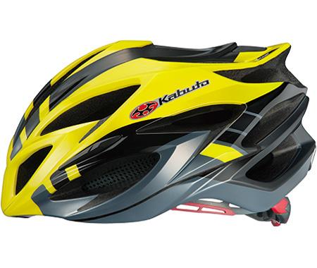 【メール便対応】オージーケーカブト ステアー インパクトマットイエロー ラウンドフォルム ヘルメット 自転車ウェア OGK KABUTO STEAIR IMPACT MATT YELLOW ROUND FORM CYCLE WEAR