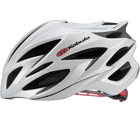 【メール便対応】オージーケーカブト ステアー ホワイト ラウンドフォルム ヘルメット 自転車ウェア OGK KABUTO STEAIR WHITE ROUND FORM CYCLE WEAR