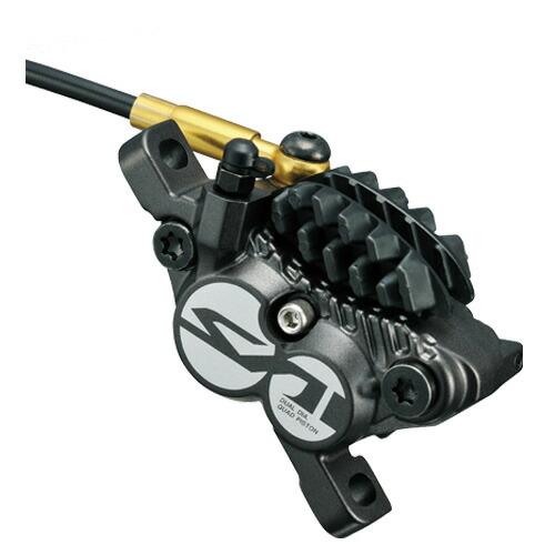 シマノ SAINT BR-M820 メタルパッド
