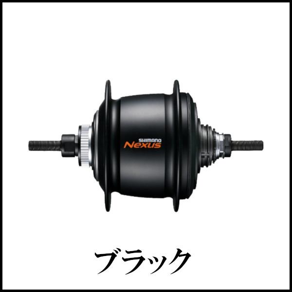 シマノ NEXUS SG-C6001-8D 内装8S ブラック
