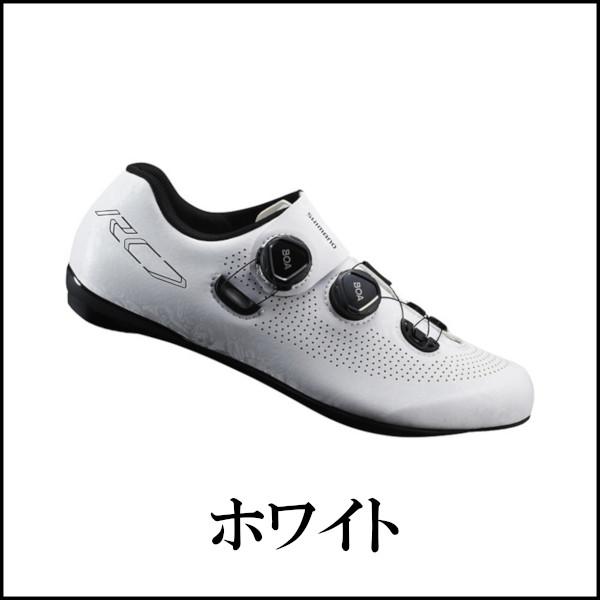 シマノ RC7 SH-RC701 2019 ホワイト