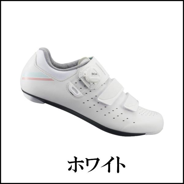 シマノ RP4 SH-RP400 2019 ホワイト ウィメンズ