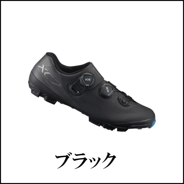 シマノ XC7 SH-XC701 2019 MTB用シューズ ブラック ワイドタイプ