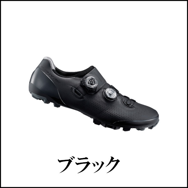 シマノ XC9 SH-XC901 2019 MTB用シューズ ブラック