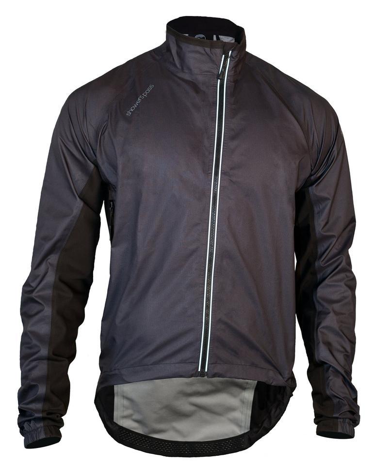 シャワーズパス スプリングクラシックジャケット ブラック