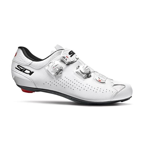 シディー ジェニウス10 ホワイト/ホワイト 2020年モデル SIDI GENIUS10 ロード用シューズ