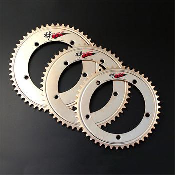スギノ スーパーZEN144【58T・57T】Sugino 自転車 チェーンリング
