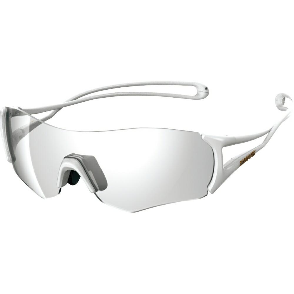スワンズ SWANS イーノックス8 E-NOX EIGHT8 フレーム:ホワイト×ホワイト×ホワイト