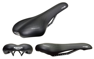 タイオガ フォルティス 【ブラック】 TIOGA Fortis 自転車 サドル