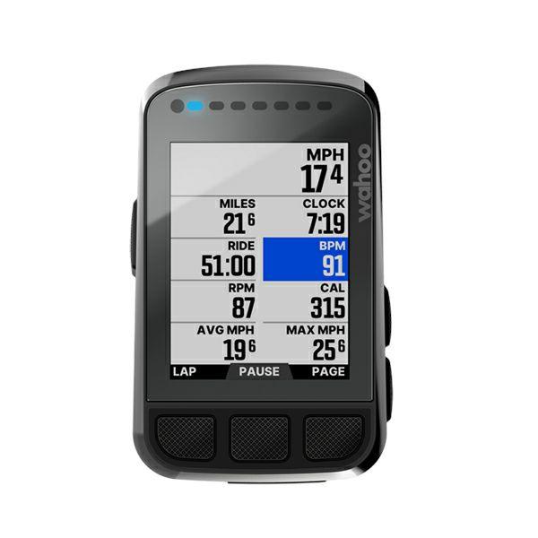 Wahoo 卸売り fitness ELEMNT BOLT GPS搭載サイクルコンピューター ワフー SPOKE-NET Bike サイクルコンピューター Computer GPS 人気の製品