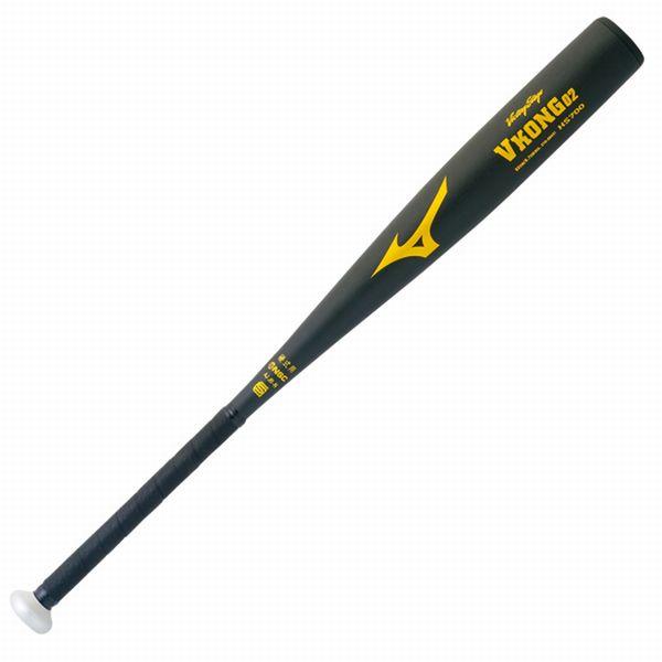 ミズノ(MIZUNO) 硬式野球用金属製バット Vコング02 2TH204 09N