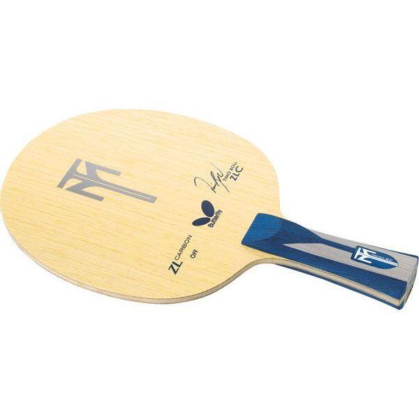 バタフライ(Butterfly) 卓球シェークラケット ティモボル ZLC FL 35831