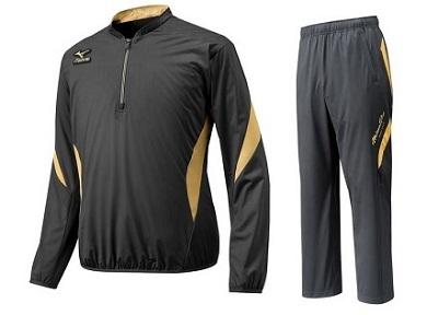 ミズノ(MIZUNO) R-LINE トレーニングジャケット パンツ上下セット