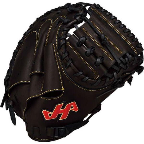 ハタケヤマ(HATAKEYAMA)少年軟式野球用ミット TH-Jrシリーズ TH-JR8BS ブラック