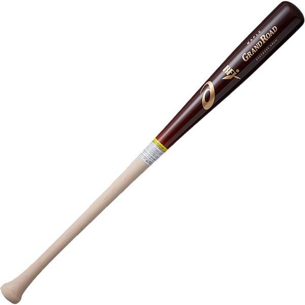 アシックス(asics) 硬式野球用木製バット GRAND ROAD 3121A254 202