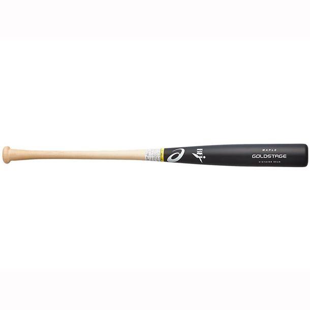 アシックス(asics) 硬式野球用木製バット ゴールドステージ 3121A480 010 大谷翔平選手(エンゼルス)モデル