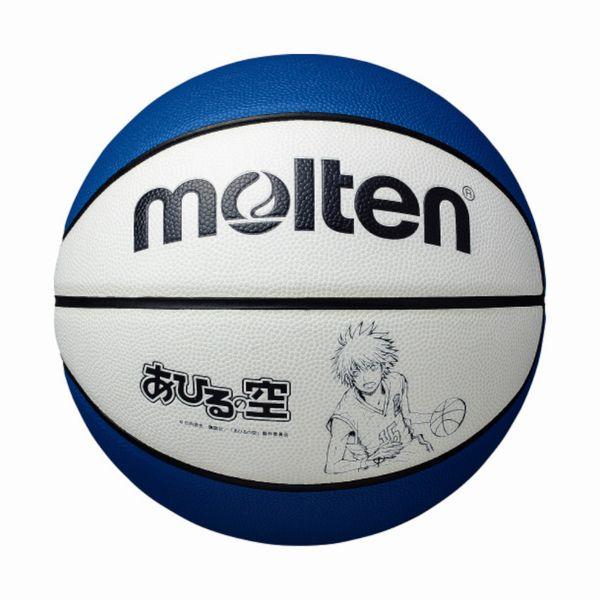 モルテン(molten) あひるの空xモルテンコラボ バスケットボール 7号球  B7C3790-AS