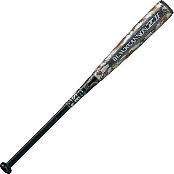 ゼット(ZETT) 軟式野球用FRPバット ブラックキャノンZ2 M号球対応 BCT35923 35924 1900