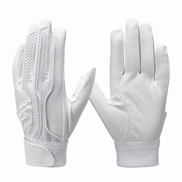Baseballポイント2倍セール メール便対応 エスエスケイ SSK プロエッジ 10 EBG3002W バッティング手袋 送料無料でお届けします 両手用 ☆正規品新品未使用品