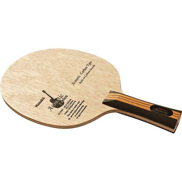 ニッタク(Nittaku) 卓球ラケット アコースティックカーボン FL NC-0385