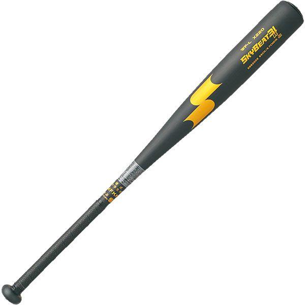 【Baseballポイント2倍セール!】 エスエスケイ(SSK) 中学硬式野球用金属製バット スカイビート 31K WF-L JH SBB2002 9038