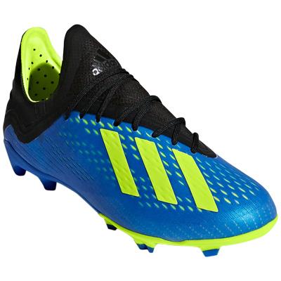 【SALE】【adidas】アディダス エックス18.1 FG/AG J