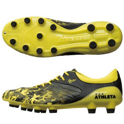 【ATHLETA】アスレタ O-Rei Futebol H001(F.Yellow/Black)