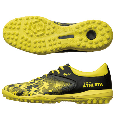 【ATHLETA】アスレタ O-Rei Treinamento T002(F.Yellow/Black)