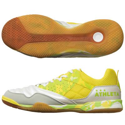古典 【ATHLETA O-Rei】アスレタ O-Rei Futsal T003(Pearl White T003(Pearl White/F.Yellow)/F.Yellow), 江戸屋:f25f1278 --- canoncity.azurewebsites.net